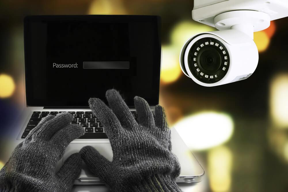 איפוס סיסמה למצלמות אבטחה ip