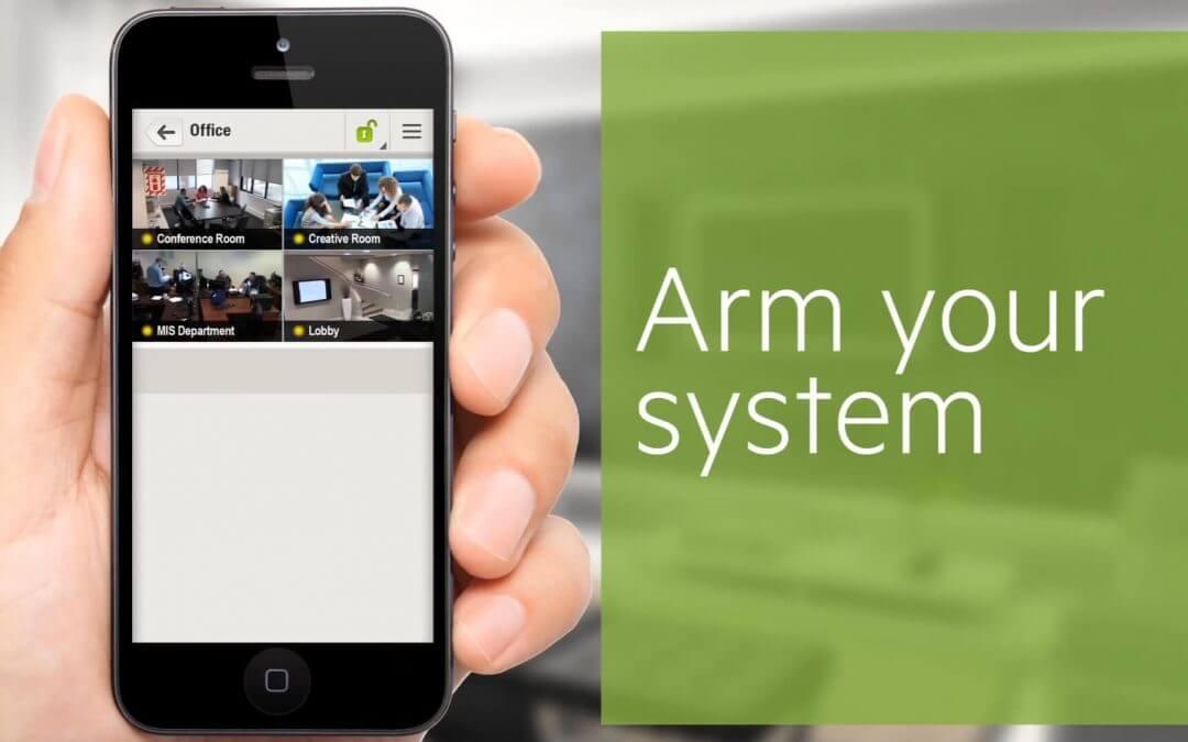 אפליקציה למצלמות אבטחה