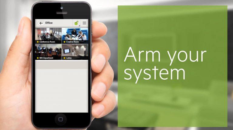 אפליקציה למצלמות אבטחה - פרדוקס