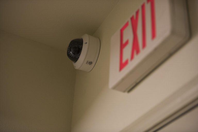 הסתרת מצלמות אבטחה כיפה