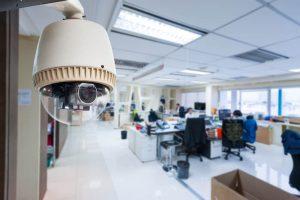 התקנת מצלמות אבטחה למשרד
