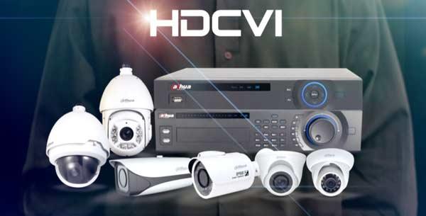מצלמות HDCVI