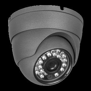 מצלמת כיפה CA-IRD80-HS-B 800TVL IR