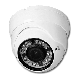 מצלמת אבטחה כיפה R-TECH