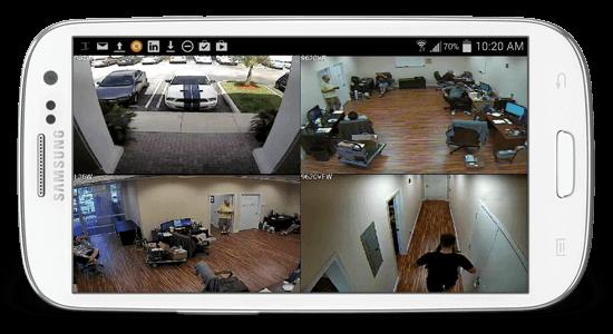 מצלמות אבטחה IP לעסק
