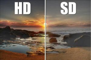 מצלמות אבטחה נסתרות SD-vs-HD