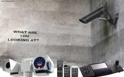 מערכת מצלמות אבטחה HDCVI