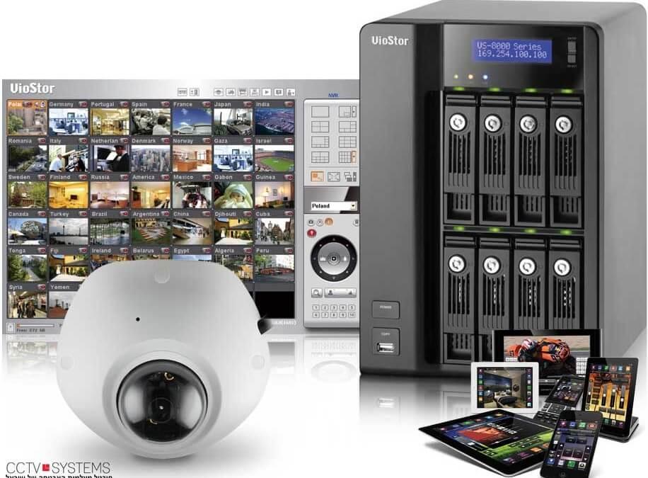 מערכות DVR NVR