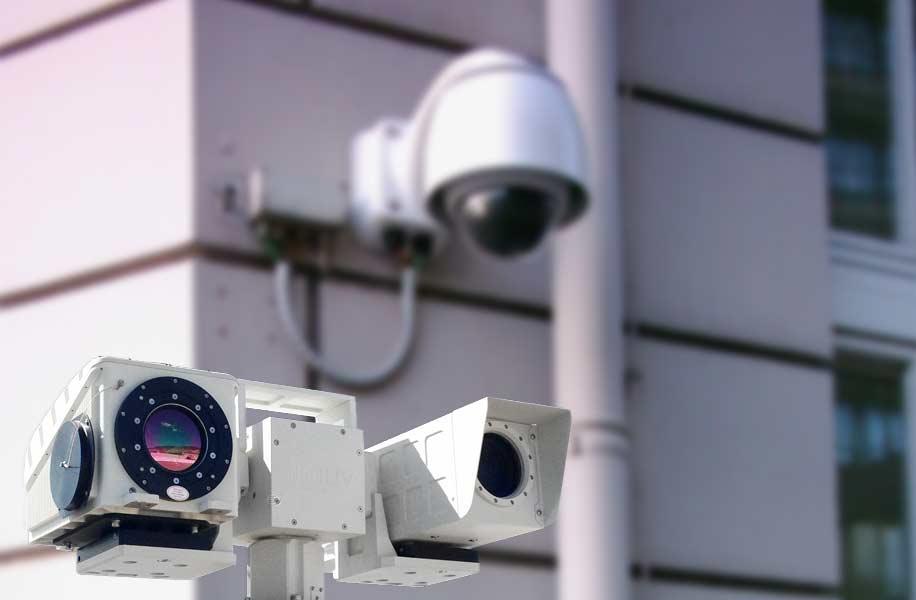 מודיעין מצלמות אבטחה ממונעות IP PTZ | המקצוענים במערכות אבטחה ZE-33