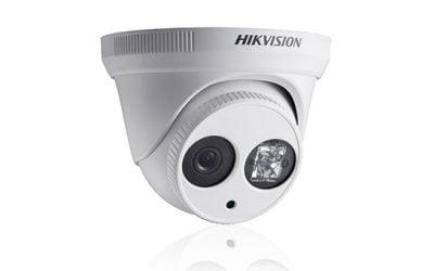 מצלמת אבטחה IP כיפה DS-2CC52C2S-IT3P HD 720p