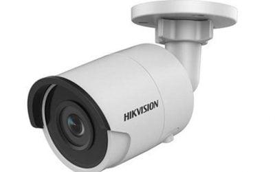 מצלמת רשת צינור של 2 מגה פיקסל לתאורה נמוכה במיוחד דגם DS-2CD2025FWD-I