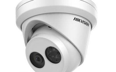 מצלמת רשת IP כיפה זעירה של 2 מגה פיקסל לתאורה נמוכה במיוחד דגם DS-2CD2325FWD-I מבית Hikvision