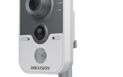 סקירת מצלמת אבטחה DS-2CD2432F-IW מבית Hikvision