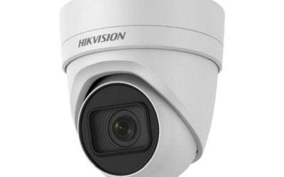 סקירת מצלמת כיפה IP DS-2CD2H25FWD-IZS של Hikvision