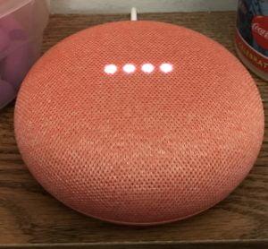 Google Home בית חכם