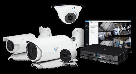 מבצע סט מערכת מצלמות אבטחה