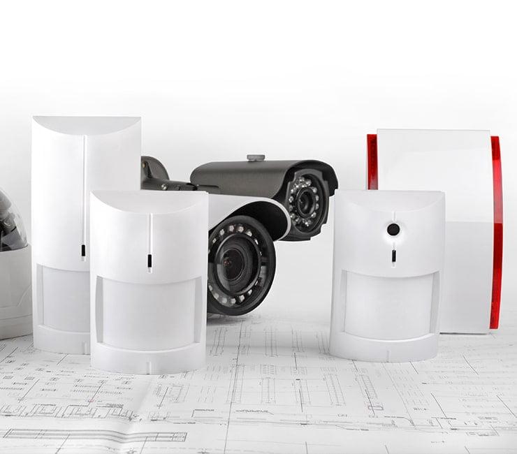 מערכות אזעקה לבית - לעסק - אלסק מערכות