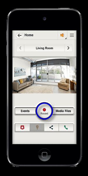 אפליקציה לאבטחה ומיגון הבית או העסק