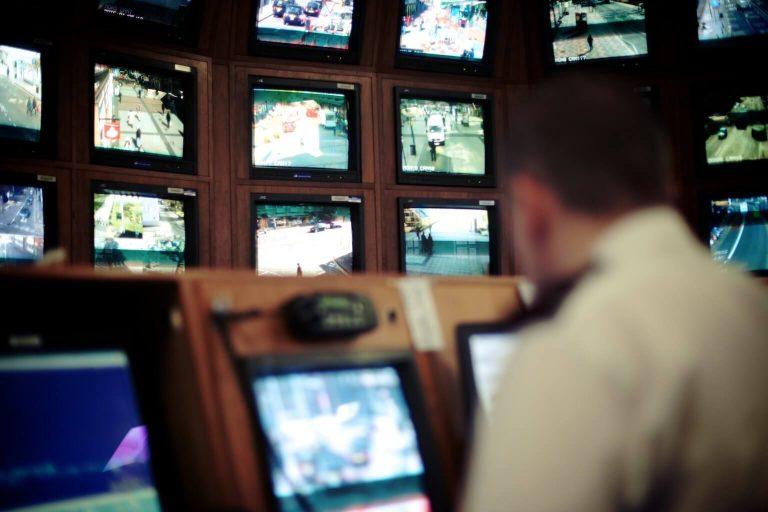 מצלמות אבטחה במעגל סגור CCTV