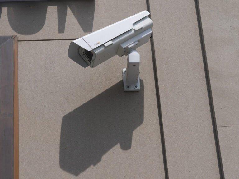 התקנת מצלמות אבטחה בקריית ביאליק