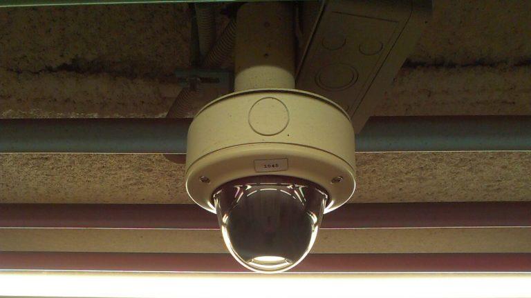 מצלמות אבטחה ממונעות ptz
