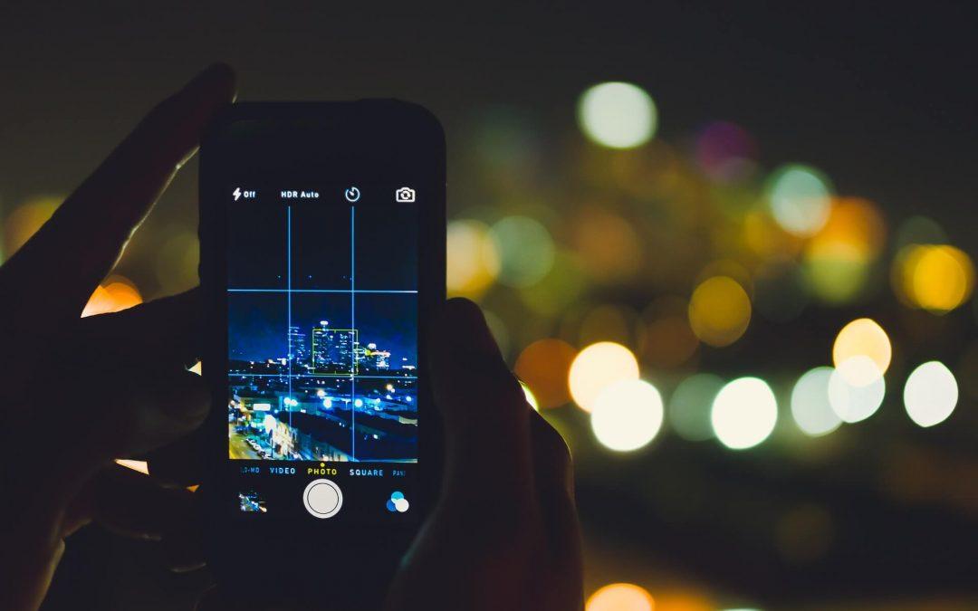 טלפון חכם למצלמת אבטחה נסתרת?