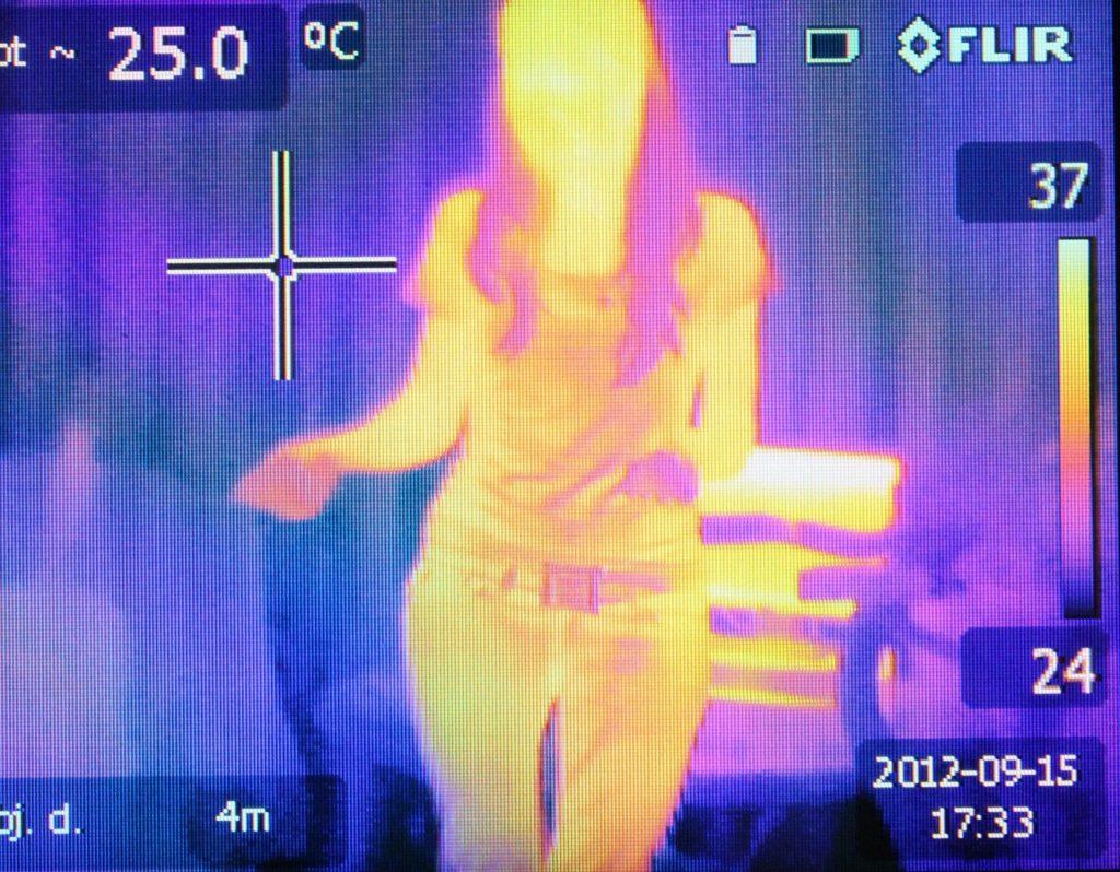 התקנת מצלמות אבטחה אינפרא