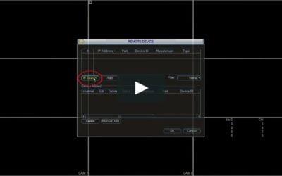 מדריך NVR: שינוי \ איפוס כתובת IP במצלמות אבטחה