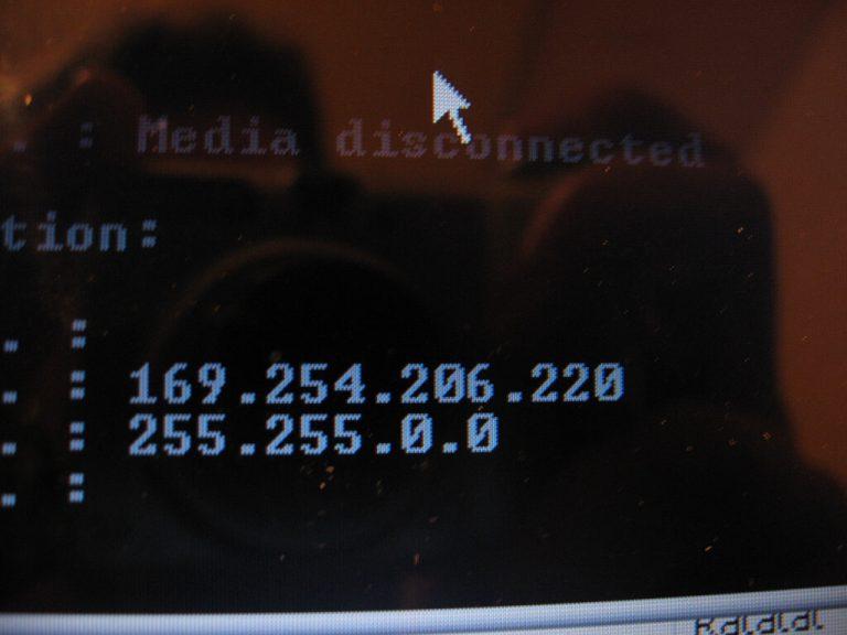 מה זה כתובת IP הגדרת כתובת