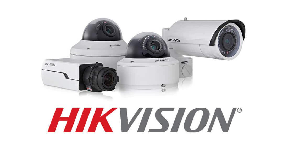 מצלמות אבטחה צינור וכיפה של חברת היקוויז'ן