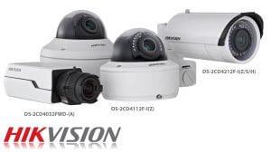 מצלמות אבטחה הייקויז'ון - hikvision