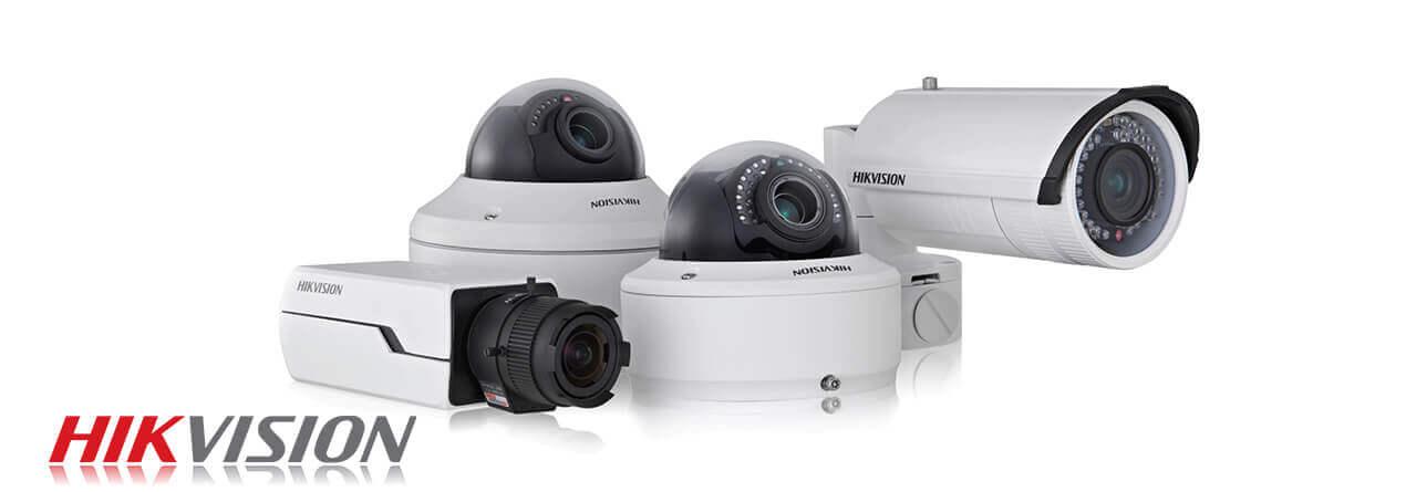 מצלמות אבטחה הייקויז'ון
