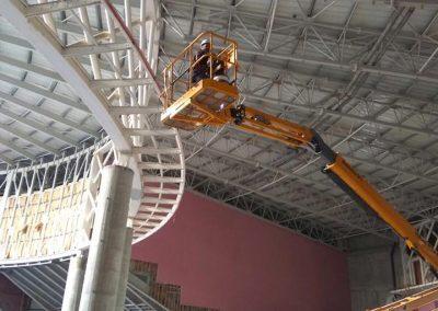 התקנת מערכות אזעקה ומצלמות אבטחה במרכזי קניות גדולים